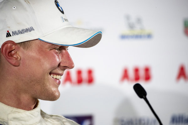 Maximilian Guenther (DEU), BMW I Andretti Motorsport, 1st position, in the Press Conference