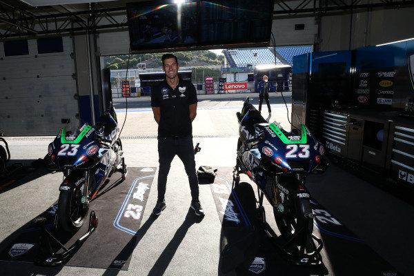 Ruben Xaus, Esponsorama Racing.