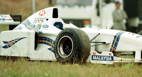 1997 Brazilian Grand Prix.