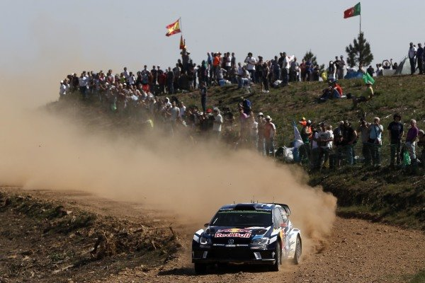 Jari-Matti Latvala (FIN) / Miikka Anttila (FIN), Volkswagen Motorsport Polo R WRC at World Rally Championship, Rd5, Rally Portugal, Day One, Matosinhos, Portugal, 20 May 2016.