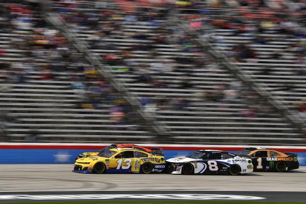 #13: Ty Dillon, Germain Racing, Chevrolet Camaro Twisted Tea