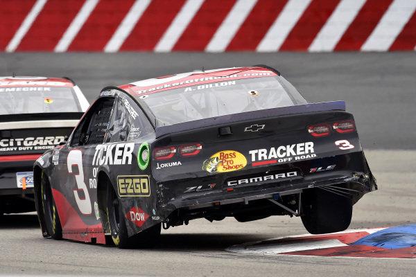 #3: Austin Dillon, Richard Childress Racing, Chevrolet Camaro Bass Pro Shops/Tracker Off Road
