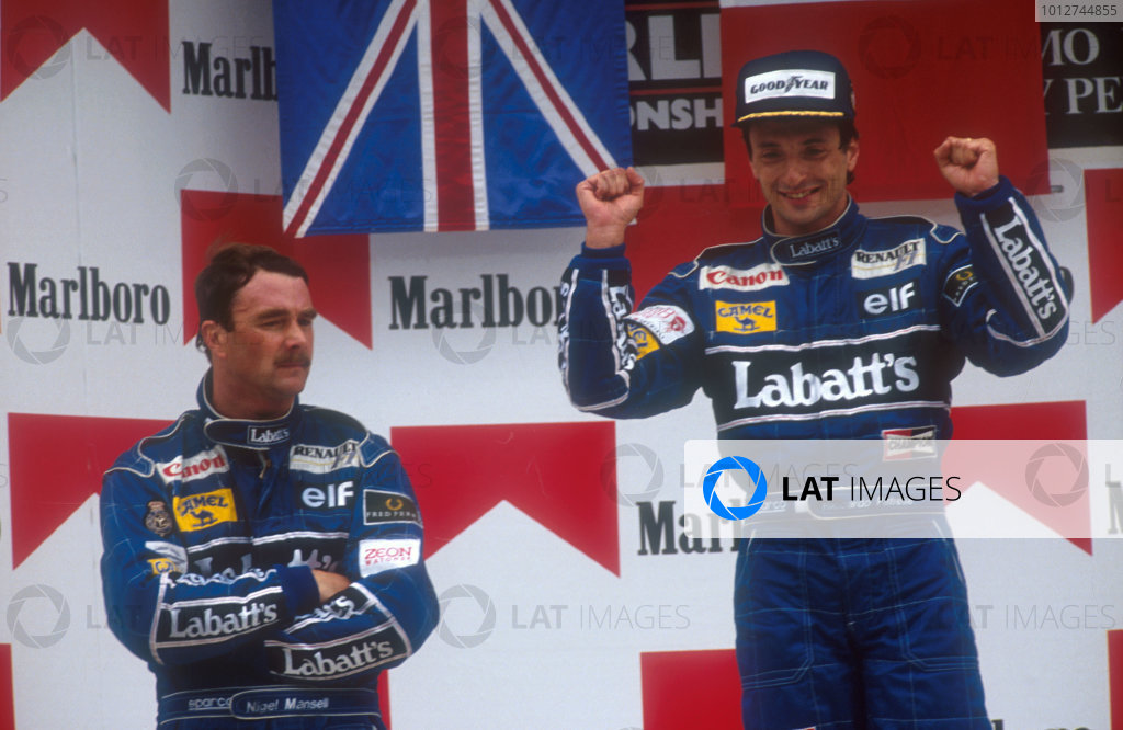 1991 Mexican Grand Prix.