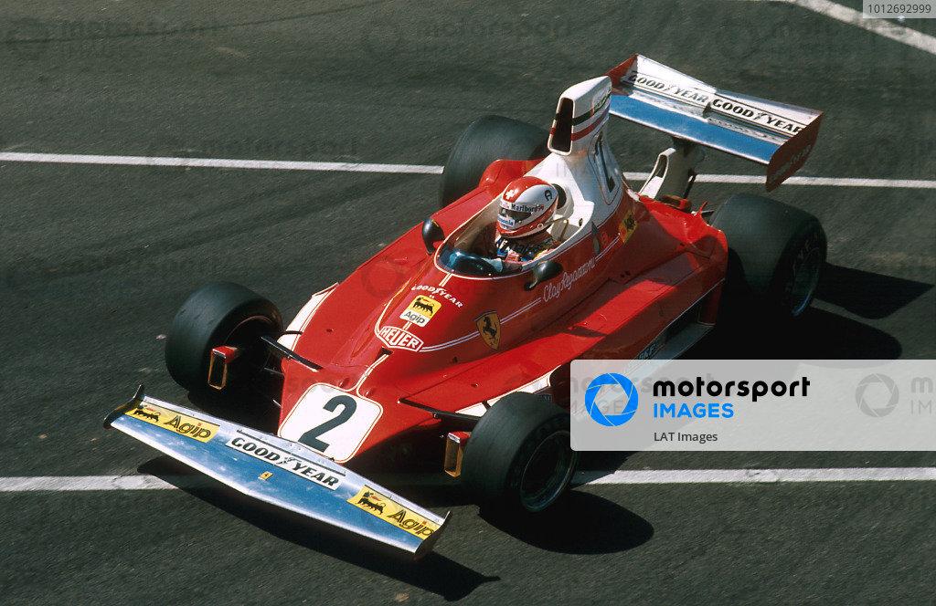 1976 United States Grand Prix West.
