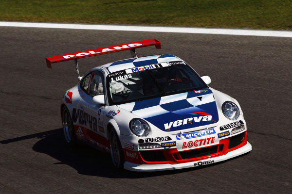 Robert Lukas (POL) Verva Racing Team.