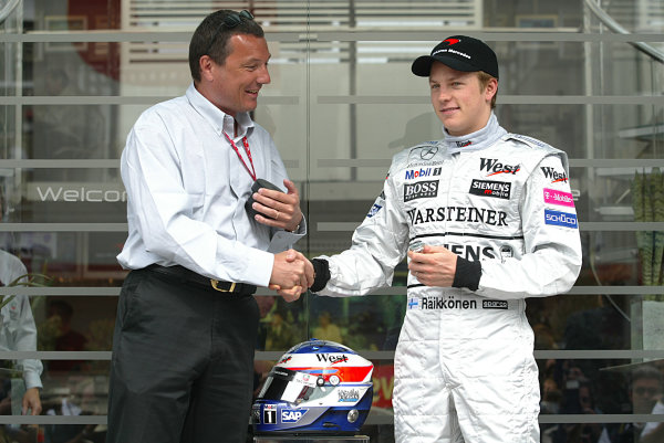 2003 Spanish Grand Prix - Sunday Race,