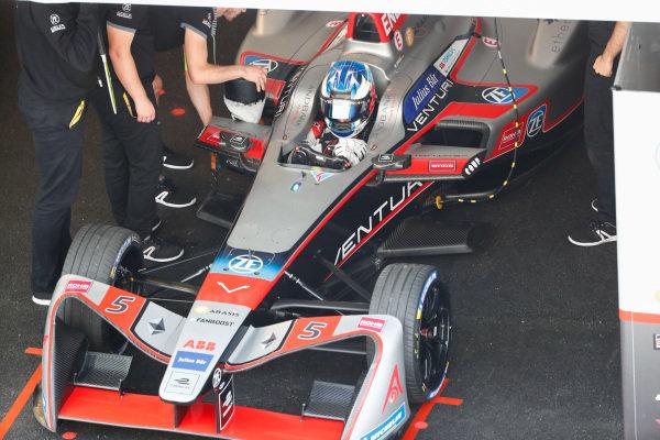 Maro Engel (GER), Venturi Formula E, Venturi VM200-FE-03.