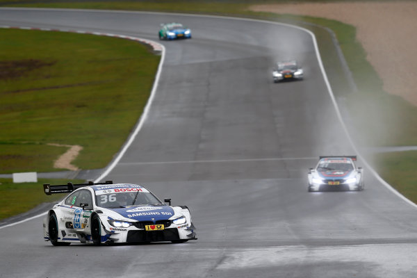 2017 DTM Round 7  Nürburgring, Germany  Saturday 9 September 2017. Maxime Martin, BMW Team RBM, BMW M4 DTM  World Copyright: Alexander Trienitz/LAT Images ref: Digital Image 2017-DTM-Nrbg-AT2-1295