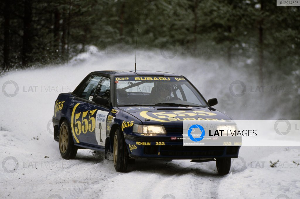 1993 World Rally Championship.