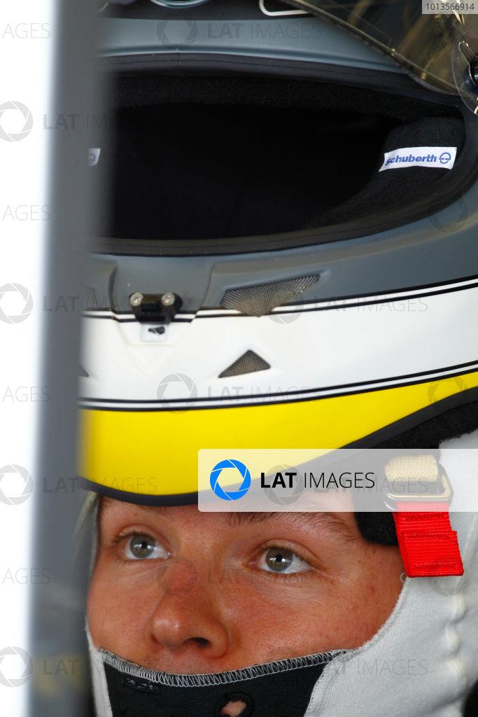 2011 British Grand Prix - Friday