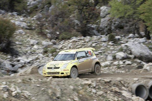 2006 FIA World Rally ChampionshipRound 13Rally of Turkey 200612th - 15th October 2006Guy Wilks, Suzuki, action.World Copyright: McKlein/LAT