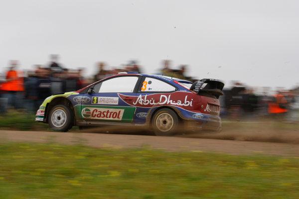 Round 8Rally Poland 200925th - 28th June 2009Mikko Hirvonen, Ford, WRC, ActionWorldwide Copyright: McKlein/LAT