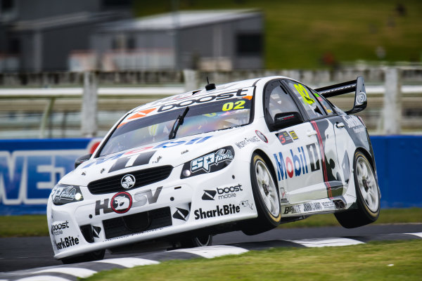 2017 Supercars Championship Round 14.  Auckland SuperSprint, Pukekohe Park Raceway, New Zealand. Friday 3rd November to Sunday 5th November 2017. Scott Pye, Walkinshaw Racing.  World Copyright: Daniel Kalisz/LAT Images  Ref: Digital Image 031117_VASCR13_DKIMG_1006.jpg