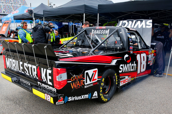 2017 Camping World Truck - NextEra Energy Resources 250 Daytona International Speedway, Daytona Beach, FL USA Thursday 23 February 2017 Noah Gragson World Copyright: Russell LaBounty/LAT Images ref: Digital Image 17DAY2rl_00979