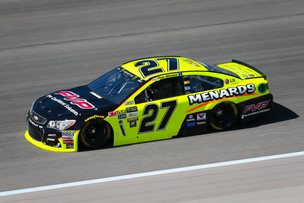 Monster Energy NASCAR Cup Series Go Bowling 400 Kansas Speedway, Kansas City, KS USA Friday 12 May 2017 Paul Menard, Richard Childress Racing, FVP/Menards Chevrolet SS World Copyright: Barry Cantrell LAT Images ref: Digital Image 17KAN1bc1068