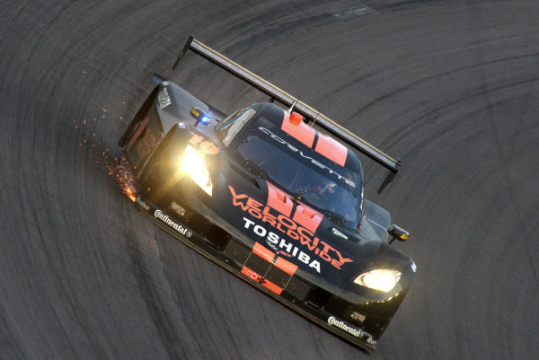 16-17 August, 2013, Kansas City, Kansas USA The #10 Corvette DP of Jordan Taylor and Max Angelelli races to victory. ©2013, R.D. Ethan LAT Photo USA