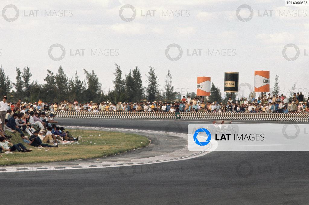 1970 Mexican Grand Prix.