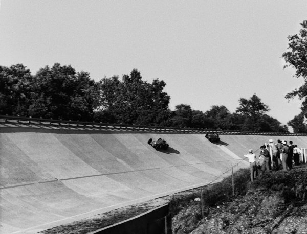 Monza, Italy. 29th June 1958.
