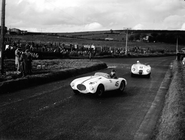 1954 Tourist Trophy.