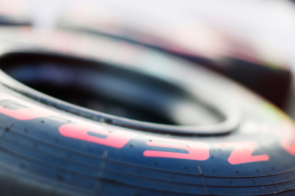 Red Bull Ring, Spielberg, Austria. Friday 19 June 2015. Tyres. World Copyright: Alastair Staley/LAT Photographic. ref: Digital Image _79P7542