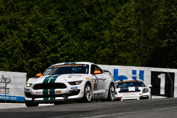 7-9 July 2016, Bowmanville, Ontario Canada 15, Ford, Shelby GT350R-C, GS, Scott Maxwell, Billy Johnson ?2016, Scott R LePage  LAT Photo USA
