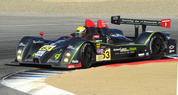 16-18 September, 2011, Monterey, California USA#63 Genoa Racing Oreca FLM09(c)2011,  Dan R. Boyd  LAT Photo USA