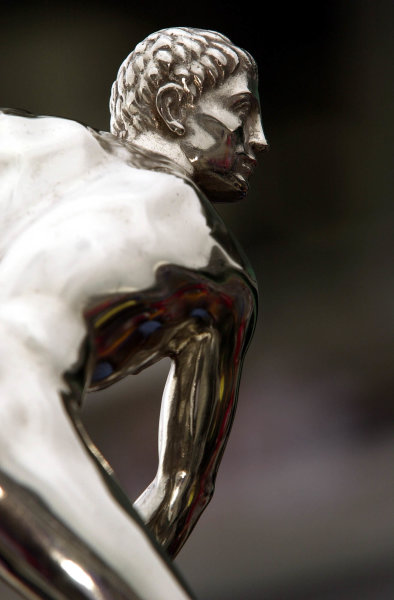 Detail on the Borg-Warner trophy.84th. Indianapolis 500, Indy Racing Northern Light Series, Indianapolis Motor Speedway, Speedway Indiana,USA 28 May,2000 -F Peirce Williams 2000 LAT PHOTOGRAPHIC