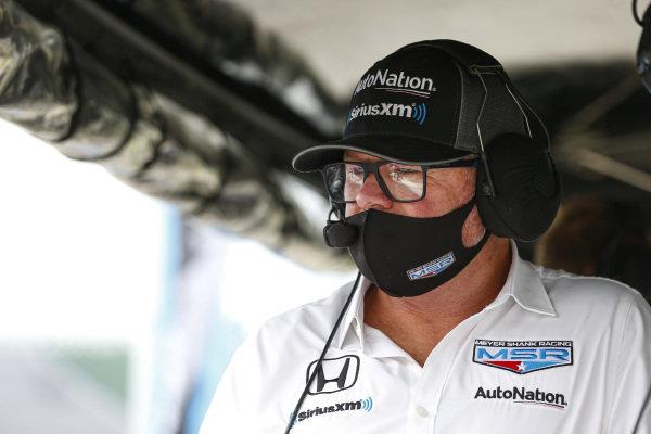 #60: Jack Harvey, Meyer Shank Racing Honda, Michael Shank