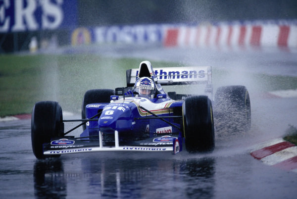 David Coulthard, Williams FW17 Renault.