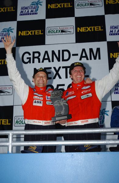 2002 Grand Am @ Homestead, Homestead, Florida, USA