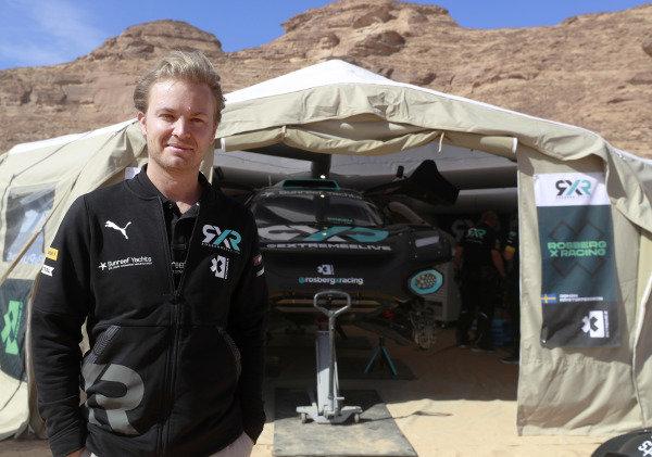 Rosberg X Racing Nico Rosberg