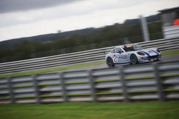 Mark Sansom - Assetto Motorsport Ginetta G40