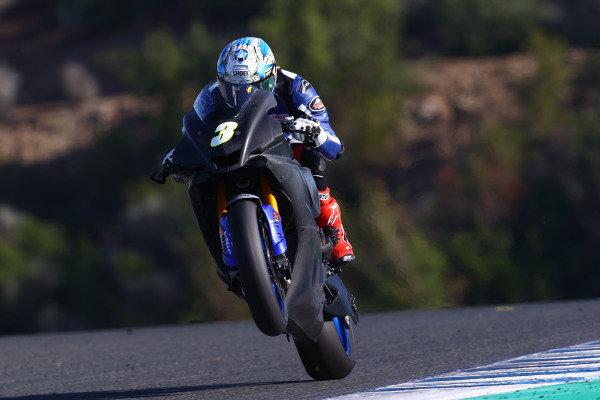 Kohta Nozane, GRT Yamaha WorldSBK Junior Team.