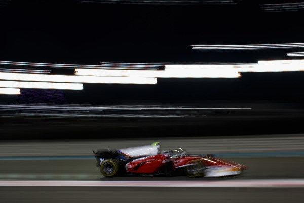 Juan Manuel Correa (USA, Charouz Racing System).