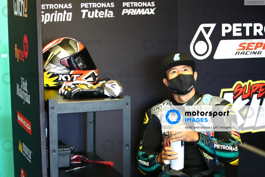 Khairul Idham Pawi, SIC Racing Team.