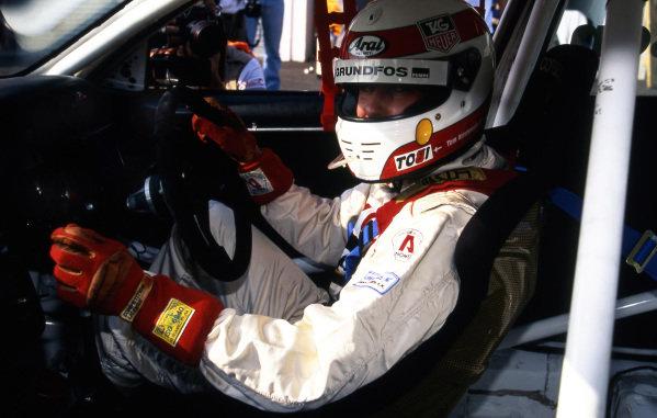 Tom Kristensen (DEN) Toyta Corona E at Asian-Pacific Tourng Car Championship, Rds 3&4, Macau., Hong Kong, 20 November 1994.