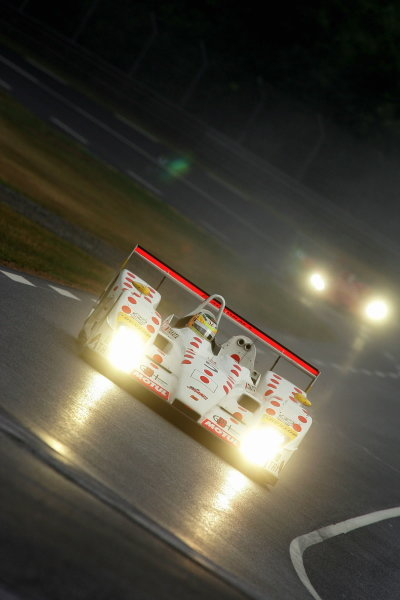 Ryo Michigami (JPN) / Katsutomo Kaneishi(JPN) / Seiji Ara (JPN), Jim Gainer International Dome Mugen, was consistently in the top 5 during both of Wednesdays practice sessions.