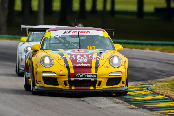 21-23 August 2015, Alton, Virginia USA 01, Jeff Mosing, Gold, M, 2010 Porsche ?2015, Jake Galstad LAT Photo USA