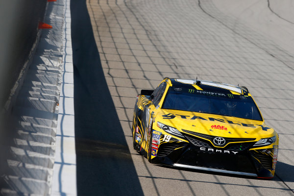 NASCAR XFINITY Series TheHouse.com 300 Chicagoland Speedway, Joliet, IL USA Friday 15 September 2017 Daniel Suarez, Joe Gibbs Racing, STANLEY Toyota Camry World Copyright: Lesley Ann Miller LAT Images