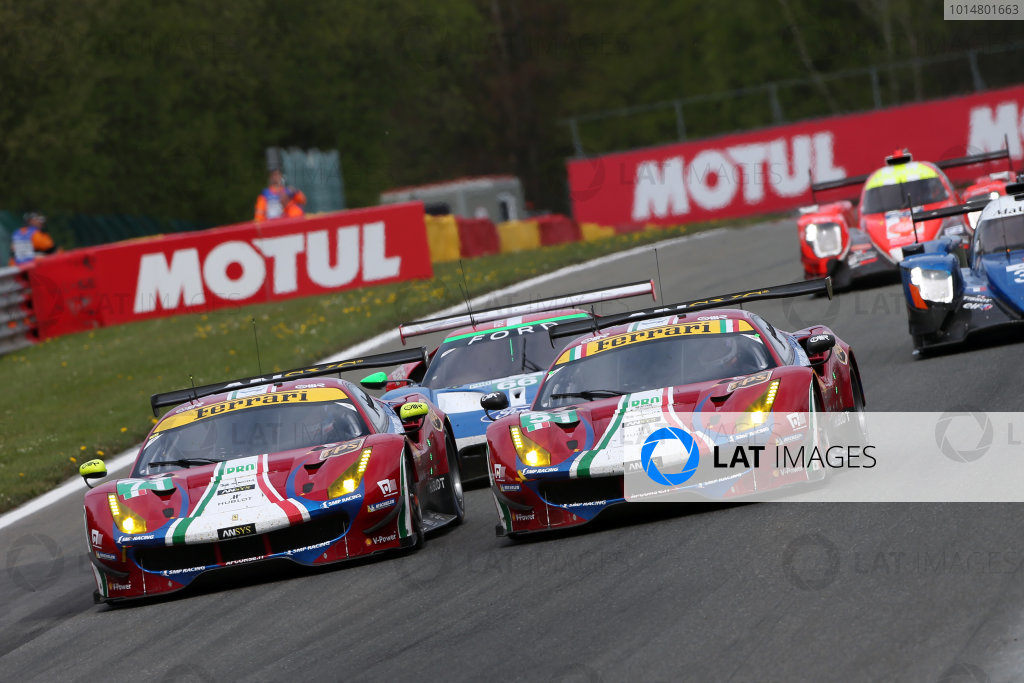 Round 2 - 6 Hours of Spa-Francorchamps