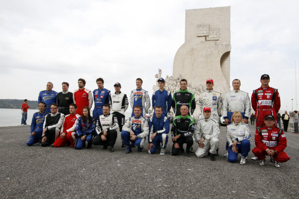 Round 03-Rally Portugal. 23th-27th March 2011.Teampicture PWRC drivers.Worldwide Copyright: McKlein/LAT