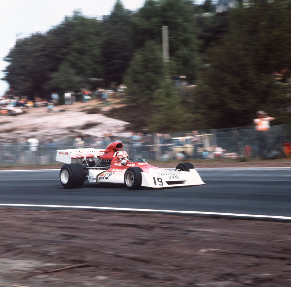 Zolder, Belgium. 18-20 May 1973. Clay Regazzoni (BRM P160E), 10th position, action.  Ref-3/5354A. World Copyright - LAT Photographic