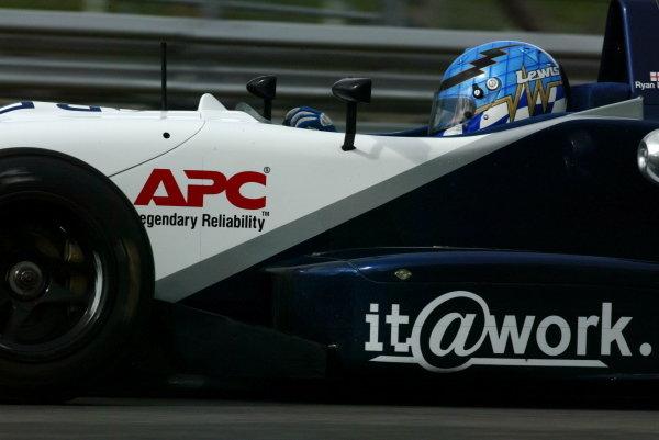 Ryan Lewis (GBR) T-Sport .British Formula Three Championship, Press day.Brands Hatch, Kent, England. 24th March 2004Digital Image