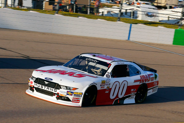 NASCAR XFINITY Series American Ethanol E15 250 presented by Enogen Iowa Speedway, Newton, IA USA Saturday 24 June 2017 Cole Custer, Haas Automation Ford Mustang World Copyright: Russell LaBounty LAT Images
