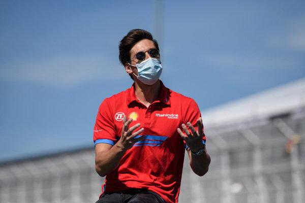 Alex Lynn (GBR), Mahindra Racing