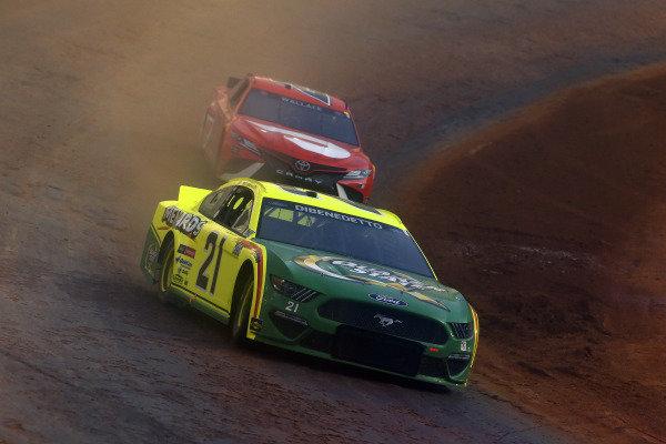 #21: Matt DiBenedetto, Wood Brothers Racing, Ford Mustang Menards/Quaker State