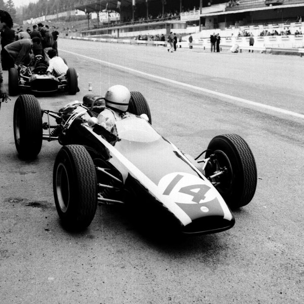 1963 Belgian Grand Prix.