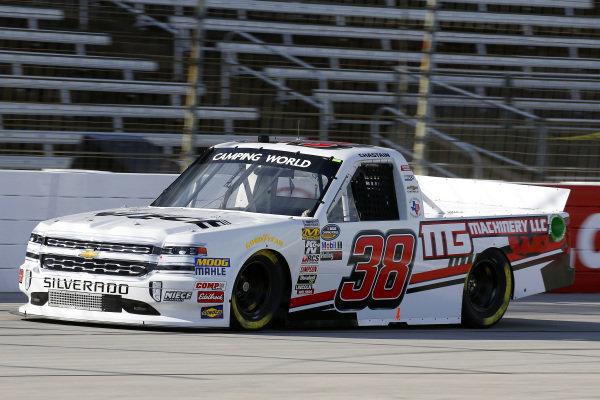#38: Ross Chastain, Niece Motorsports, Chevrolet Silverado Niece Equipment