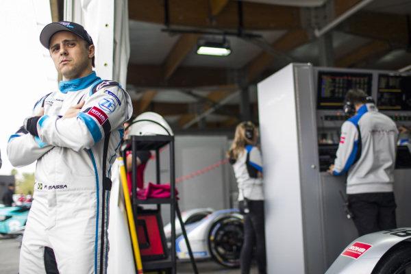 Felipe Massa (BRA), Venturi Formula E