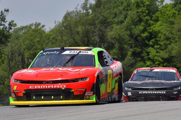#8: Miguel Paludo, JR Motorsports, Chevrolet Camaro BRANDT